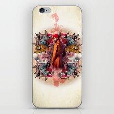 Kaleidoscope India iPhone & iPod Skin
