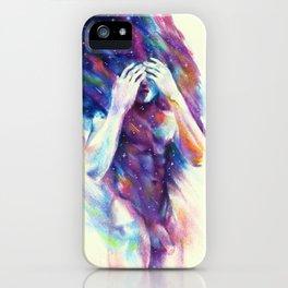 Color/Motion iPhone Case