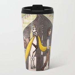 Tangled Road Travel Mug
