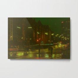 Lost Pair / Hamburg / Bladerunner Vibes Metal Print