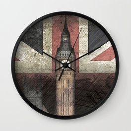 Big Ben United Kingdom Wall Clock
