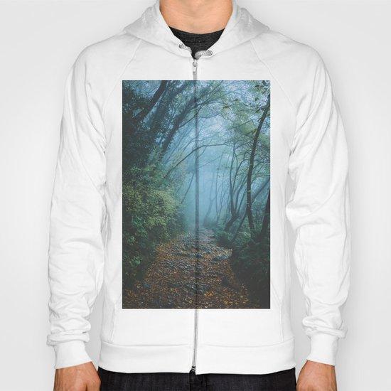 woods path Hoody