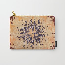 Eyes, people and history of Mama Africa. Carry-All Pouch