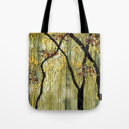 Golden Forest III Tote Bag