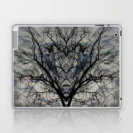Mirrored Trees 3 Laptop & iPad Skin
