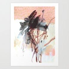 0 9 5 Art Print