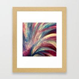 You Make Me Brave Framed Art Print