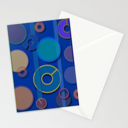 Abstract #21 Stationery Cards