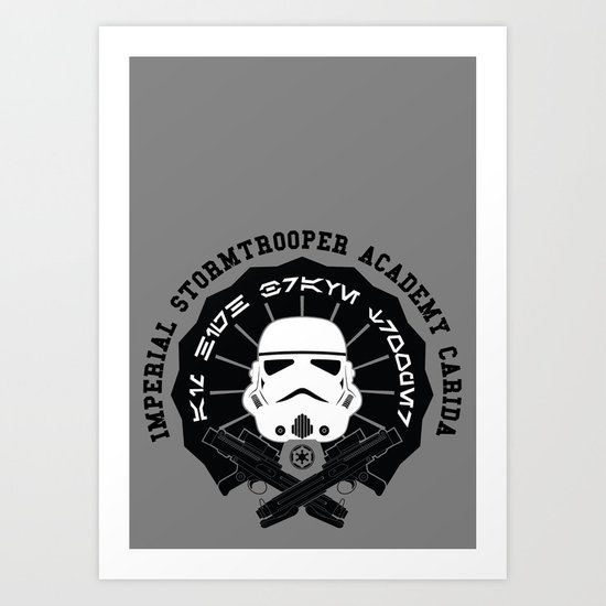 Imperial Academy Art Print