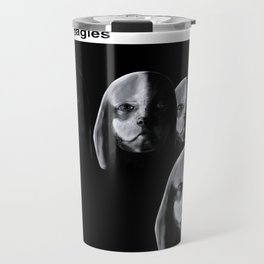 With the Beagles Travel Mug
