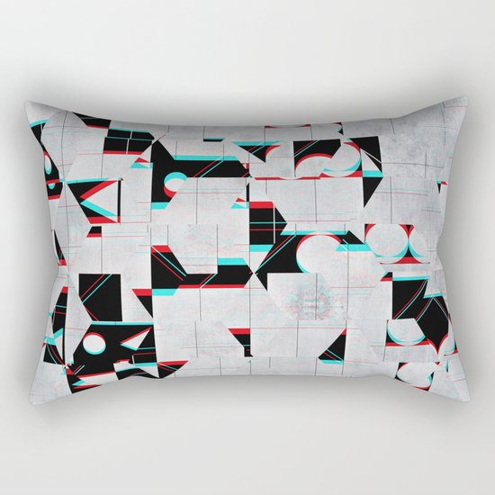 fylss ynyglyph Rectangular Pillow