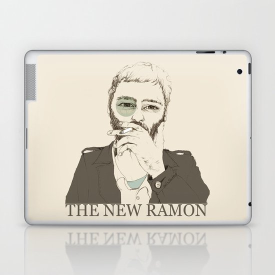 The New Ramon Laptop & iPad Skin