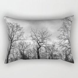 Coven of trees Rectangular Pillow