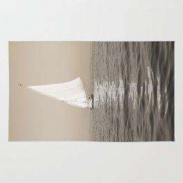 Ship on the Nile Rug