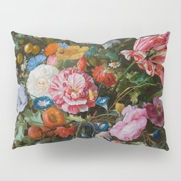 Vase of Flowers II Jan Davidsz de Heem Pillow Sham