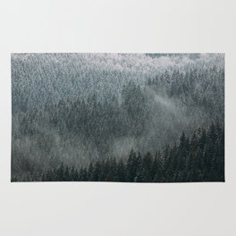 Forest me and you Rug