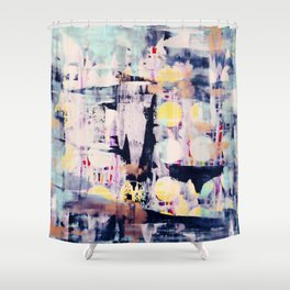 Painting No. 2 Shower Curtain