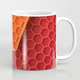 Flap. Fashion Textures Coffee Mug