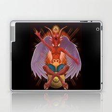 The Baphomet Laptop & iPad Skin