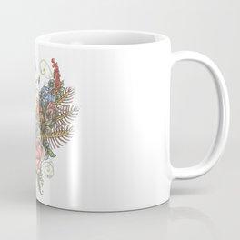 Laughing in Flowers Coffee Mug
