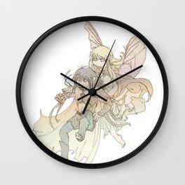Test Flight Wall Clock