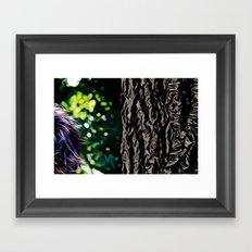 Moment Framed Art Print