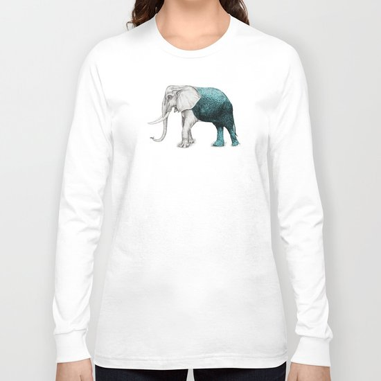 The Stone Elephant Long Sleeve T-shirt