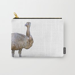 Amused Emu Carry-All Pouch