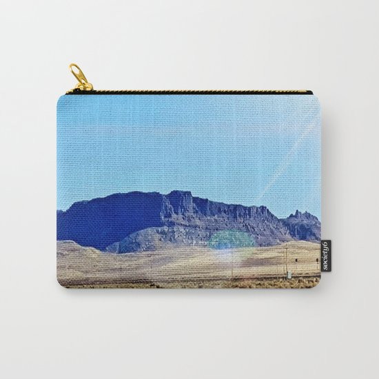 Nevada Plateau Carry-All Pouch
