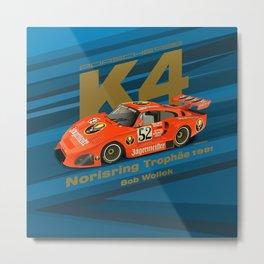 1981 935 K4 - Norisring Trophae Winner Metal Print