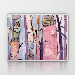 Safe House Laptop & iPad Skin