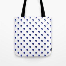WatercolorDrops Tote Bag