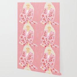 Pink Lady Wallpaper