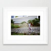 dia de los muertos Framed Art Prints featuring dia de los muertos by Rae Snyder