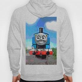 Thomas Has A Smile Hoody