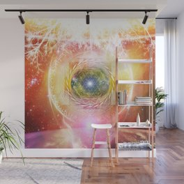 Consciousness Arising - 3/3 Wall Mural