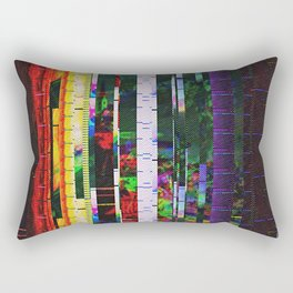 Color Coding Rectangular Pillow