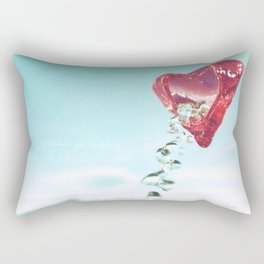 Pour Your Heart Out Rectangular Pillow