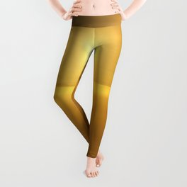 Sunset over the Canary islands Leggings
