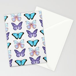 Dreamy Butterflies Stationery Cards