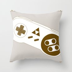 A Link To Your Past. Throw Pillow
