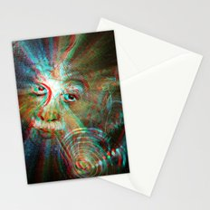 3d Theory Stationery Cards
