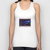 castlevania Tank Tops featuring Castlevania Verboten by likelikes