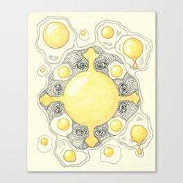 Keep on the Sunny Side #3 Canvas Print