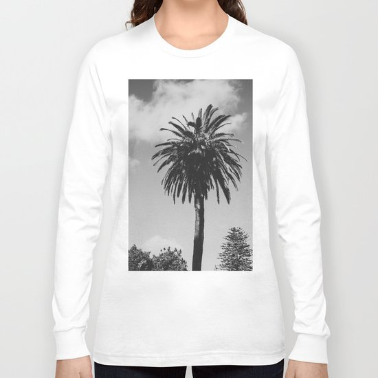 Keep Palm, and Carry On Long Sleeve T-shirt