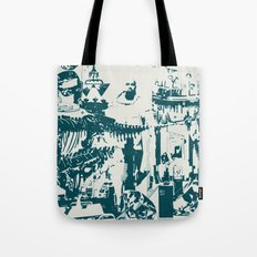 Other side of the glass. Tote Bag
