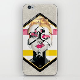 Shape - 2 iPhone Skin