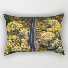 australian road Rectangular Pillow