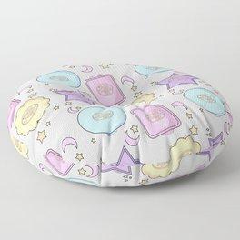 Pocket of Pollys Floor Pillow