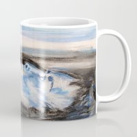 native Mugs featuring Native by Emily s. James